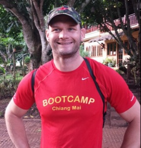 Bobby Thailand bootcamp leader