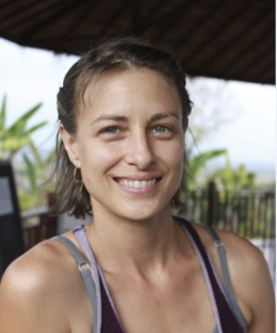 Khira fitness bootcamp Thailand yoga teacher