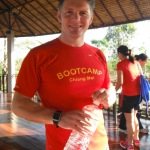 Thailand bootcamp Richard Thomas