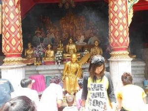 fitness retreat Doi suthep temple challenge