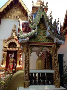 Doi Suthep Temple at the bootcamp for fitness Thailand