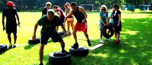 How To Burn Fat With Boot Camp Style Fitness